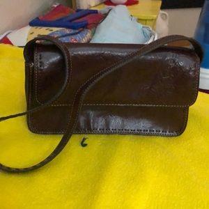 Small fossil purse